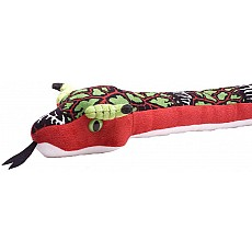 Colorful Snake Stuffed Animal - 54""