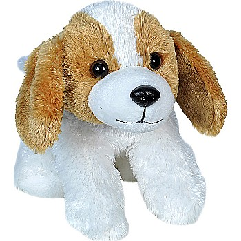 Beagle Stuffed Animal - 7""