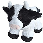 Cow Stuffed Animal - 7""