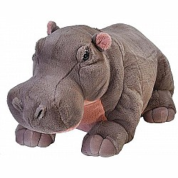Hippo Stuffed Animal - 30""