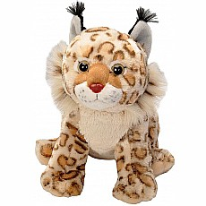 Bobcat Stuffed Animal - 12