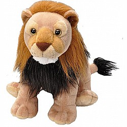 Lion Stuffed Animal - 12