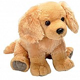 Golden Retriever Stuffed Animal - 12""
