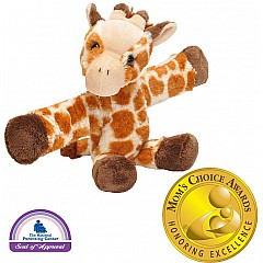 Huggers Giraffe Stuffed Animal - 8