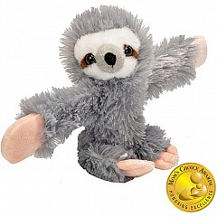 Huggers Sloth Stuffed Animal - 8