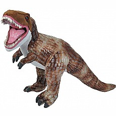 T-Rex Stuffed Animal with teeth - 12