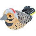 Audubon II Northern Flicker Stuffed Animal with Sound - 5""