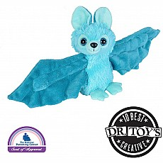 Huggers Blue Bat Stuffed Animal – 8""
