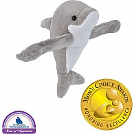 Huggers Dolphin Stuffed Animal - 8