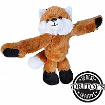 Huggers Red Fox Stuffed Animal - 8""