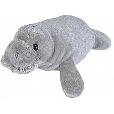 Manatee Stuffed Animal - 8