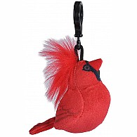 Bird Clip Northern Cardinal