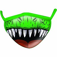 Dinosaur Wild Smiles Adults Face Mask