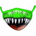 Dinosaur Wild Smiles Childs Face Mask