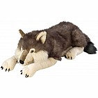 Wolf Stuffed Animal - 30