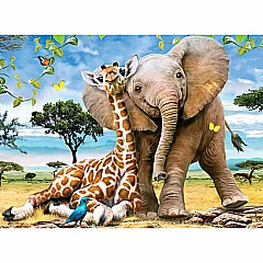 Best Pals Kids Puzzle-White Mountain Puzzles