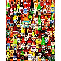 99 Bottles of Beer on the Wall (1000 pc) White Mountain