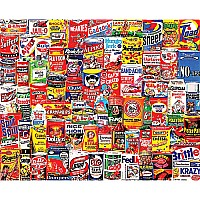 Wacky Packages (1000 pc) White Mountain