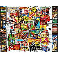 Favorite Games - 300 Piece Puzzle - NEW EZ Grip - White Mountain Puzzles