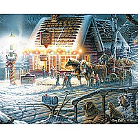 Sweet Memories - 1000 Piece Puzzle - White Mountain Puzzles