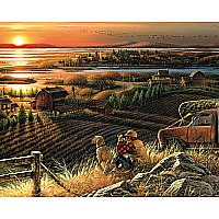 Best Friends-1000 Piece Puzzle-White Mountain Puzzles