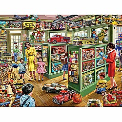 1000pc Puzzle - The Toy Store