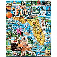 Florida Puzzle - 1000 pieces
