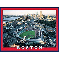 Boston Fenway Park Puzzle-White Mountain Puzzles