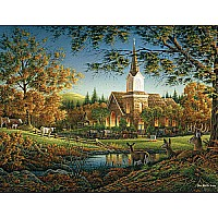 1000 Pc Puzzle-Sunday Morning-White Mountain Puzzles