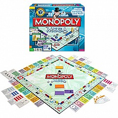 Monopoly: the Mega Edition