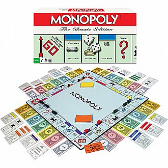Monopoly Classic 1980s Edition