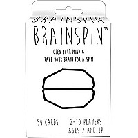 Brainspin Creativity Game