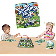 Bouncing Bingo - Early Learning
