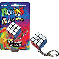 Rubik's Key Ring