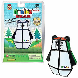 Rubik'S Jr. Bear