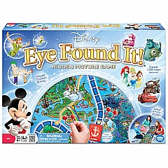 Disney World of Disney Eye Found It! Game
