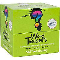WordTeasers: SAT Vocabulary