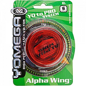 Alpha Wing Fixed Axle Yo Yo