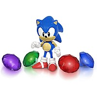 "Sonic 5"" Sonic With Light Up Emerald"